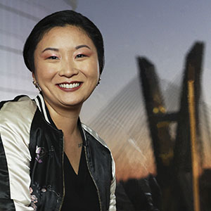 Entrevista a Stella Hiroki.