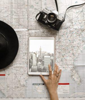 Guía de aplicaciones turísticas 2018.