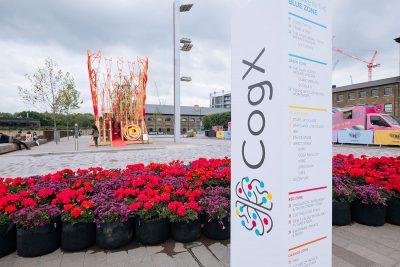 CogX 2019: Tecnología para un mundo mejor.
