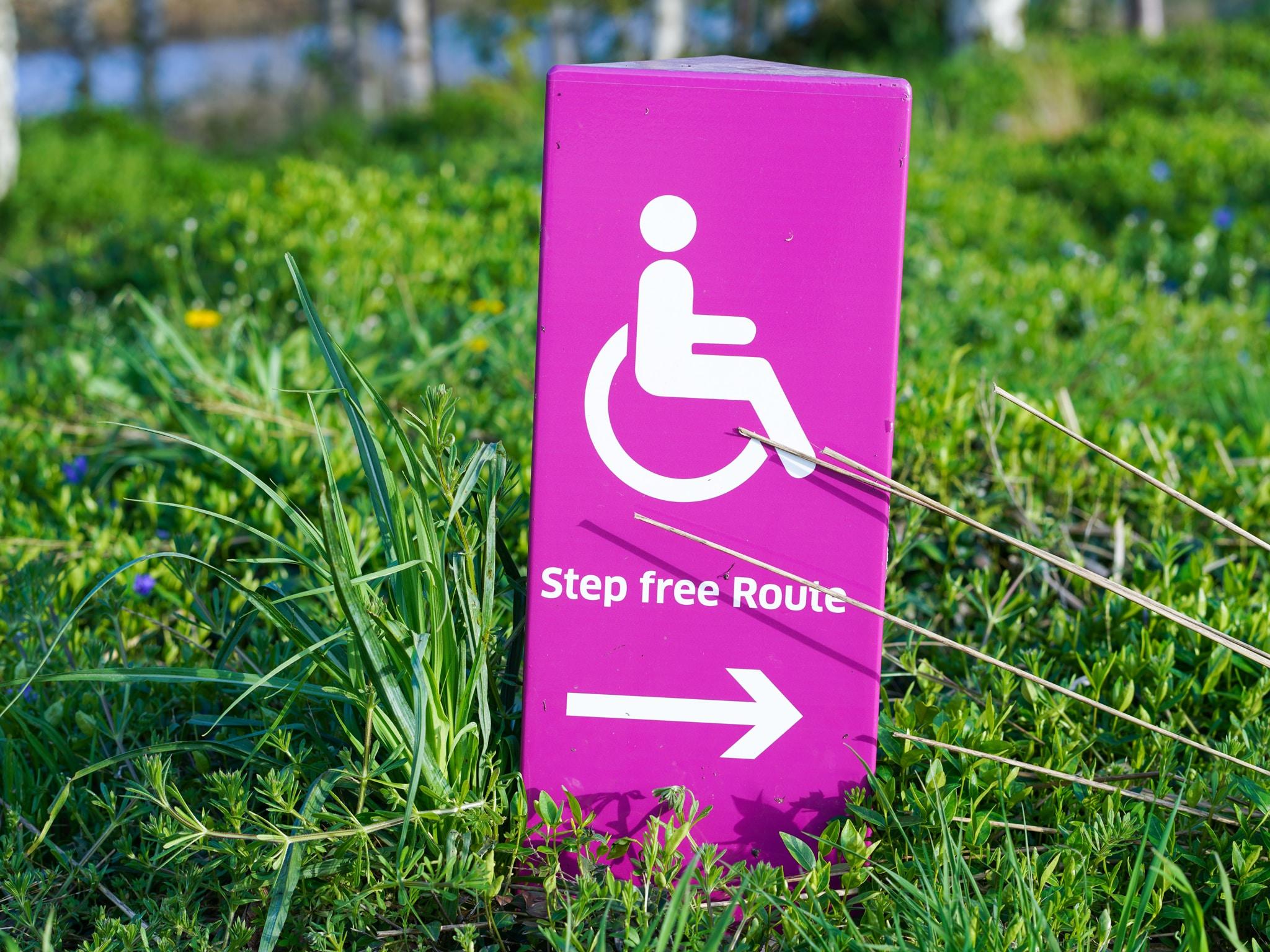 Mapas de accesibilidad.
