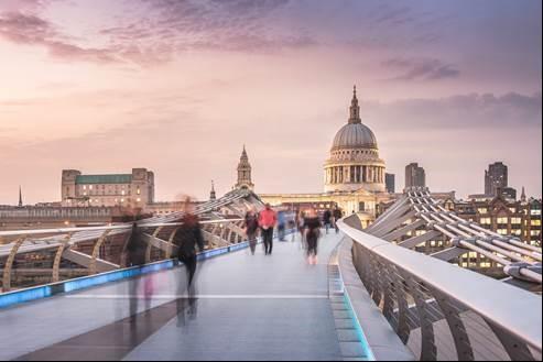 Ciudades inteligentes, ciudades para caminar.