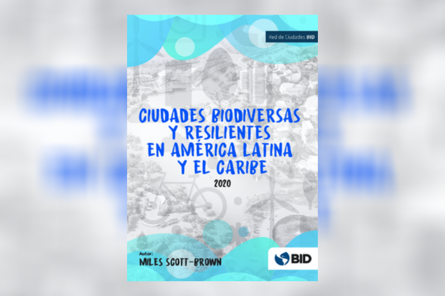 Ciudades biodiversas y resilientes en América Latina y el Caribe 2020.