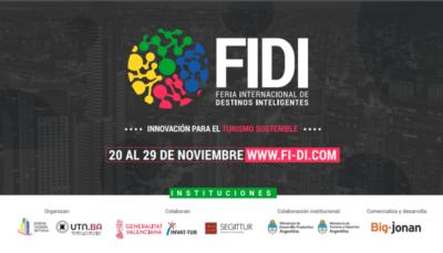Feria Internacional de Destinos Inteligentes.