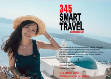 Tequila Inteligente en Smart Travel 2020.