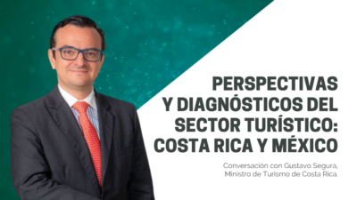 Perspectivas y diagnóstico del Sector Turístico: Costa Rica y México.