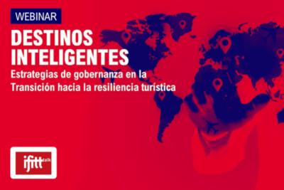 Webinar Destinos Inteligentes.