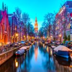 ¿Cómo puede Ámsterdam ser un hogar para personas prósperas, en un lugar próspero, respetando el bienestar de todas las personas  y la salud de todo el planeta?