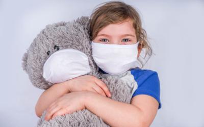 Las niñas y niños sumergidos en la pandemia.