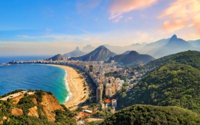 Brasil comienza a implementar sistemas de gestión inteligente.