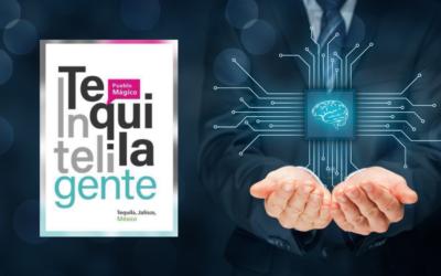 Inteligencia tecnológica en las ciudades: Libro Tequila Inteligente