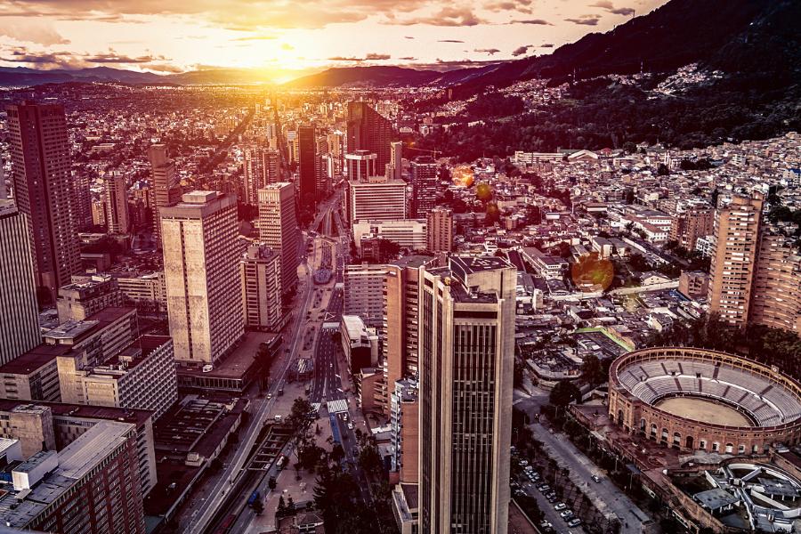 Bogotá, el principal destino turístico de Colombia