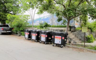 Economía circular y la gestión inteligente de los residuos