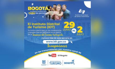 Evento: Semana del Turismo Incluyente