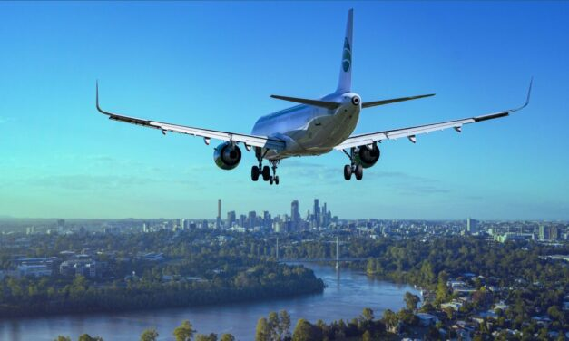 Bajo la lupa: llegada aérea internacional a México