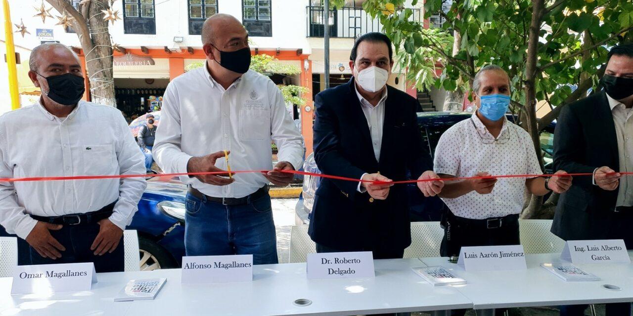 Primer semaforo Inteligente en Tequila, Jalisco