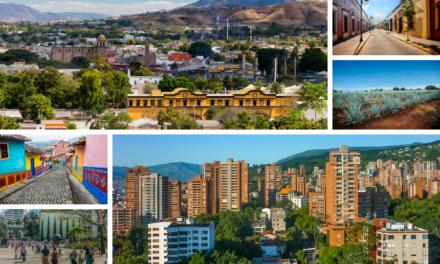 Tequila y Medellín inician colaboración para fortalecer el modelo de Destino Turístico Inteligente