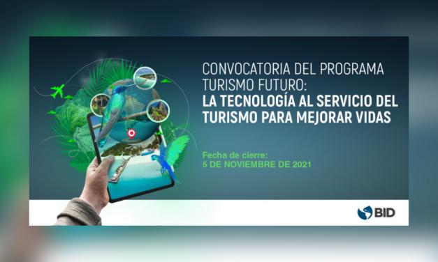 Convocatoria del BID para que empresas y entidades participen en la elaboración de diagnósticos tecnológicos del turismo en América Latina y Caribe